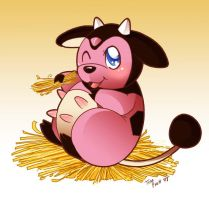 Pokemon: Miltank