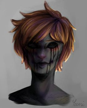 Eyeless Jack Sketch by YOUmissS
