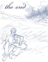 The End Issue 2 - Cover Pencil by thescarletspider