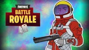 Fortnite Bg Astronaut by LordMaru4U