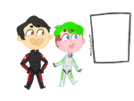 Septiplier GIF prop hunt  [Speedpaint] by ChloesImagination