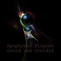 Ovoid and Ovoid3d Plugins by piritipany