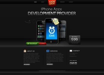 Blackdevelopmentprovider by iconnice