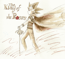 The King of the Roses by Inakunaru-Yagi