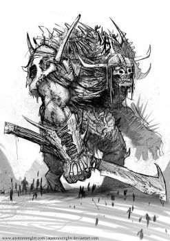 Tomb Giant by AustenMengler