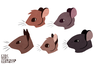 Mouse Head Design