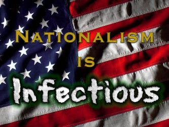 Nationalism Is Infectious by Metzae