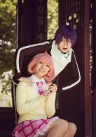 Noragami . The Gods by kazenary