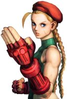 Street Fighter X Fatal Fury~Cammy Bio and quotes by JohnnyOTGS