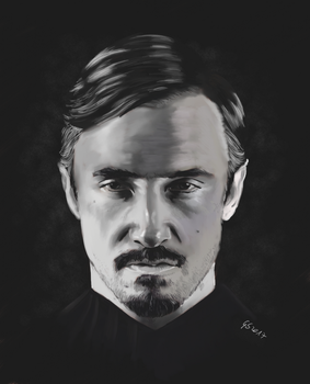 Peter Hollens as Littlefinger by Dahkur