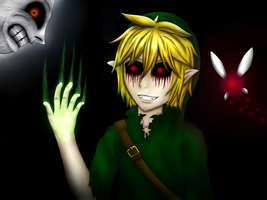 Ben Drowned Power! by Akai-29