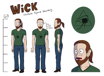 Wick - Official Concept Sheet by DigbyTheGoat