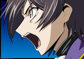 Lelouch: Yell by zomgspongelolbob48