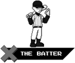 Indie Fighters - The Batter by KentoBalisto