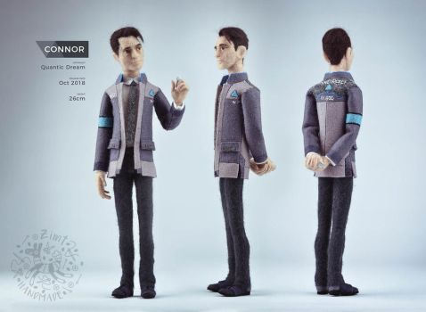 [NF] Connor by ZimtBeadwork