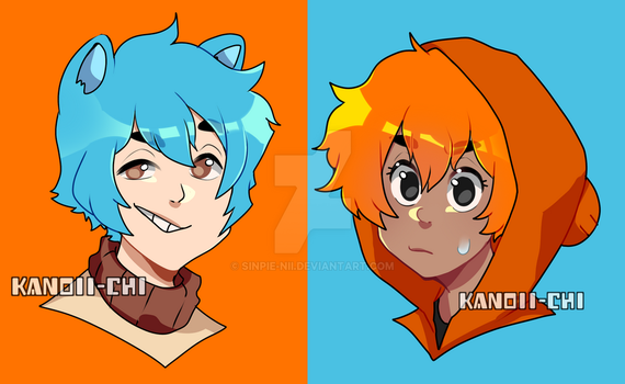 The Boys by kanoii-chi