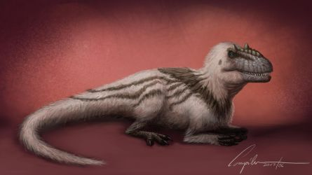 Yutyrannus by c-compiler