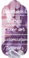 F2U | Gallery Buttons by UmieArt