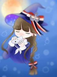 Wadanohara and the Great Blue Sea by Starry-Lemon