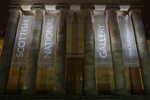 Scottish National Gallery by BusterBrownBB