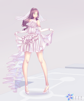White Dress by Auriant