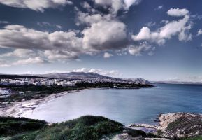 floating clouds by panos-gr