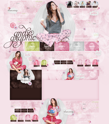 layout ft. Lily Aldridge (Victoria's Secret) by Andie-Mikaelson
