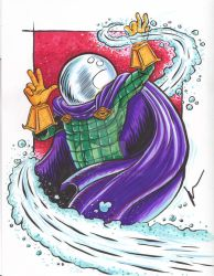 SPIDER-MAN : MYSTERIO by melies