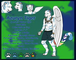 Azuryn Reference Commission by littlezombiesol