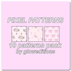 Pixel patterns by gloweditions by gloweditions