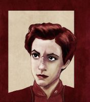 Major Kira Nerys by SerceZGazety