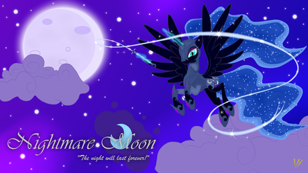 Armory: Nightmare Moon by Virenth