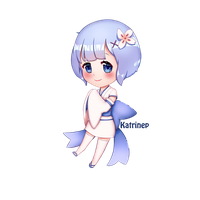 Young Rem by KatrineP
