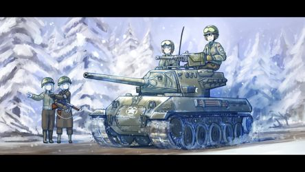 Operation Greif by Erica1940