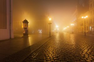 feel the night, feel the mist XII by JoannaRzeznikowska