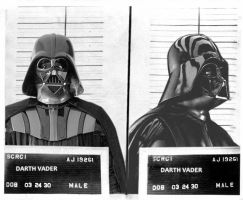 Vader: The Delinquent Years by BadAlki