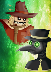 The Scare And The Crow 2 by BigF101