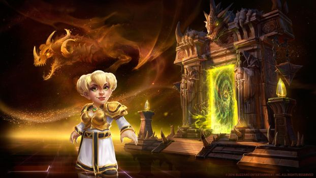 Chromie, Keeper of Time by Mr--Jack