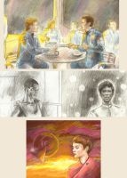 Enterprise Portraits + Discovery by redsailor