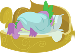 Five more minutes please by Porygon2z