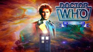 The 6th Doctor wp by SWFan1977