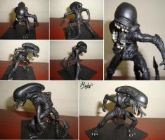 The Alien by VaderToy