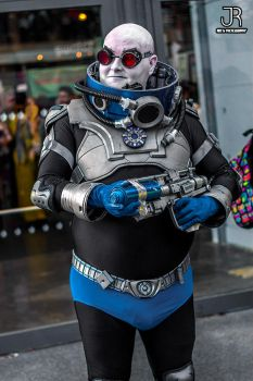 NYCC 2013 - Mr. Freeze by SpideyVille