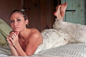 Barefoot Bride by NHuval