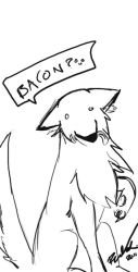 Bacon? by Amaris-of-the-Moon