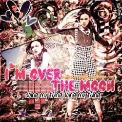 Over the moon- Cher Lloyd (Blend) by Melchulittlegirl