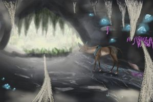 To Dungeons Deep and Caverns Old by byrch