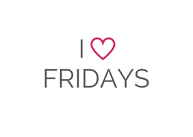 I love Fridays by Smile-its-Friday