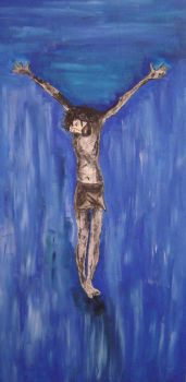 Crucifixion IV by ForgetfulRainn