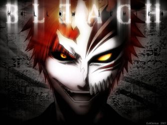 Bankai Bleach Hollow Ichigo by zizo200575